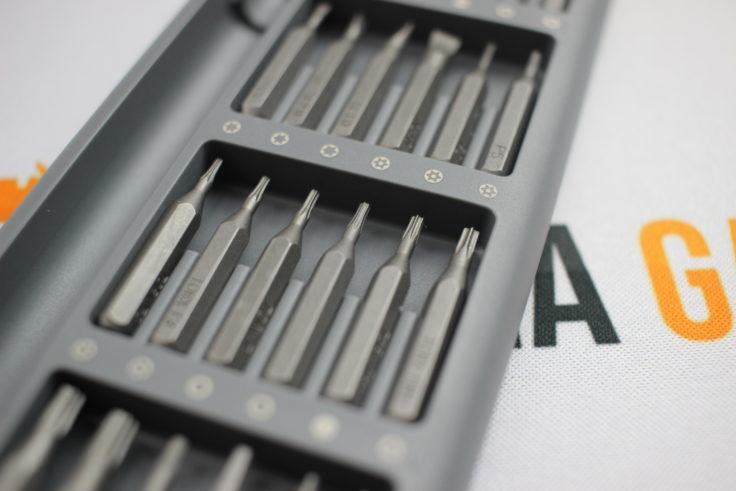 Xiaomi Wiha screwdriver set (24 parts) for $18 59