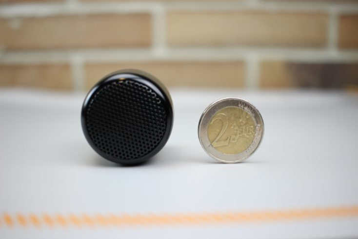 dodocool DA84 Bluetooth speaker Dimensions