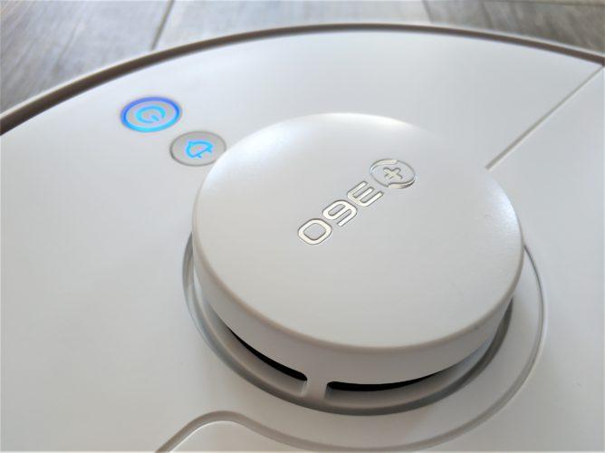 360 S7 Vacuum robot Processing Design