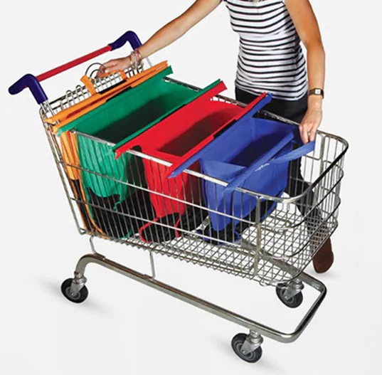 4 in 1 Shopping Bag Shopping Cart