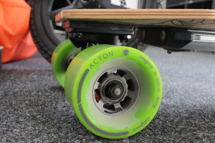 ACTON X1 E-Skateboard Wheel