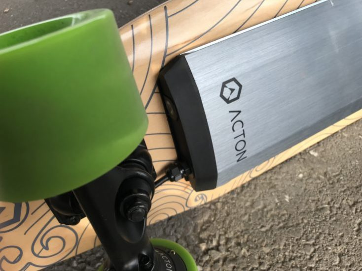 ACTON X1 Skateboard Battery