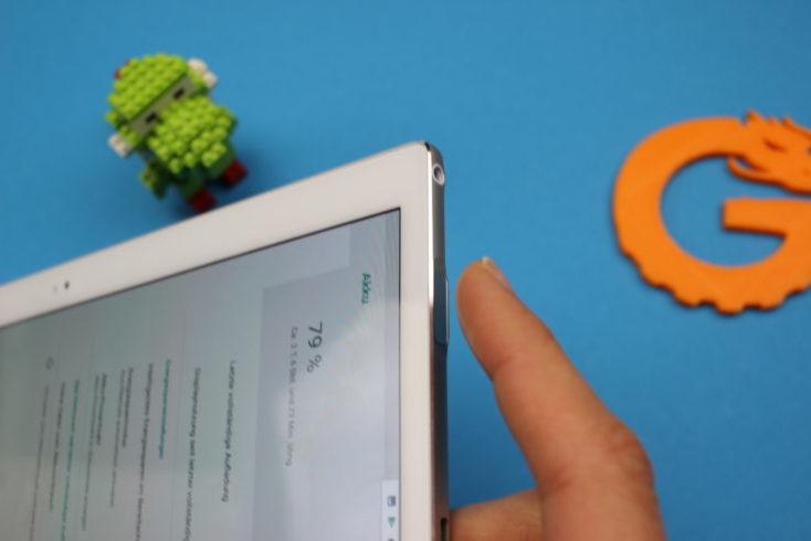 ALLDOCUBE X Fingerprint Sensor