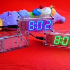DIY LED Clock