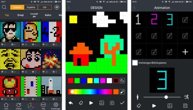 Divoom Smart App Screenshots 2