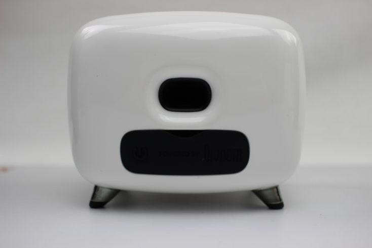 Divoom Tivoo LED Soundbox Rear Panel