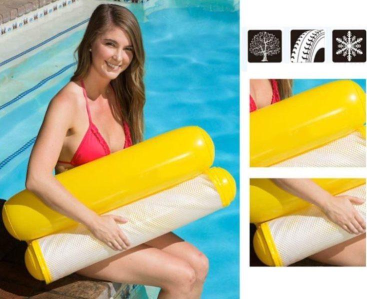 Foldable Water Hammock Roll