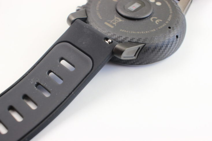 Huami Amazfit Stratos Bracelet Spring Bars