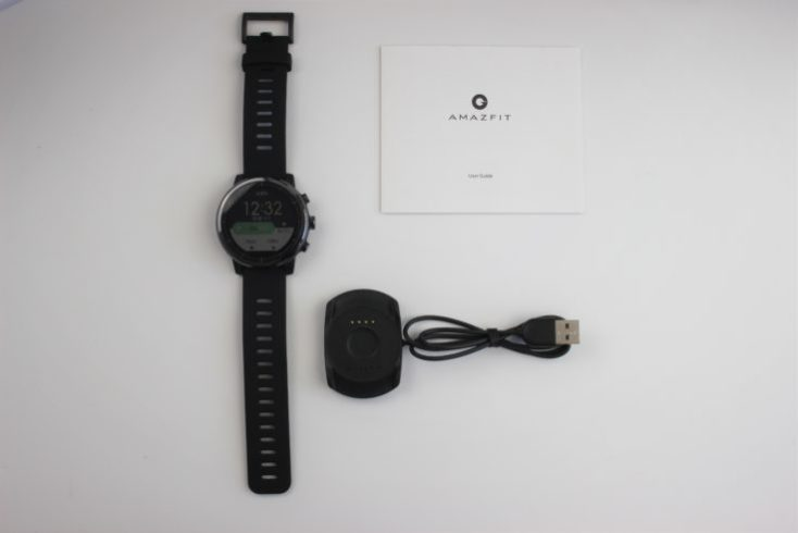 Huami Amazfit Stratos Scope of delivery