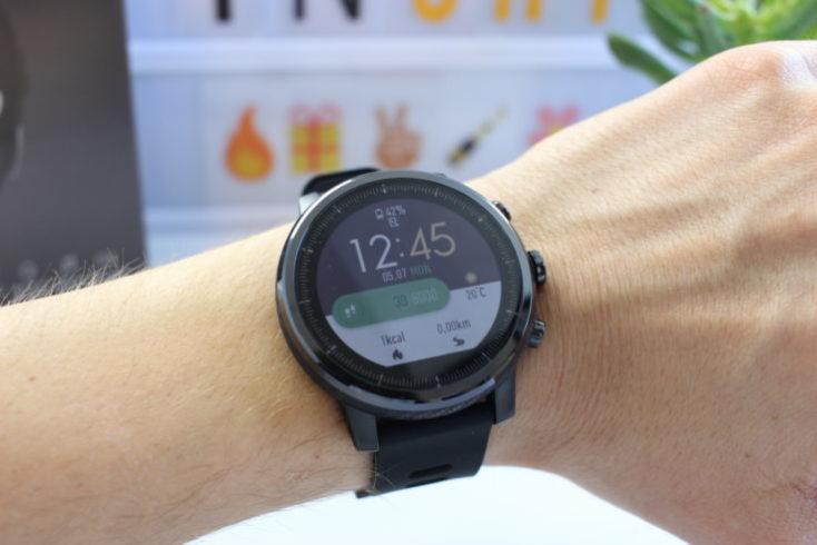 Huami Amazfit Stratos Smartwatch 2