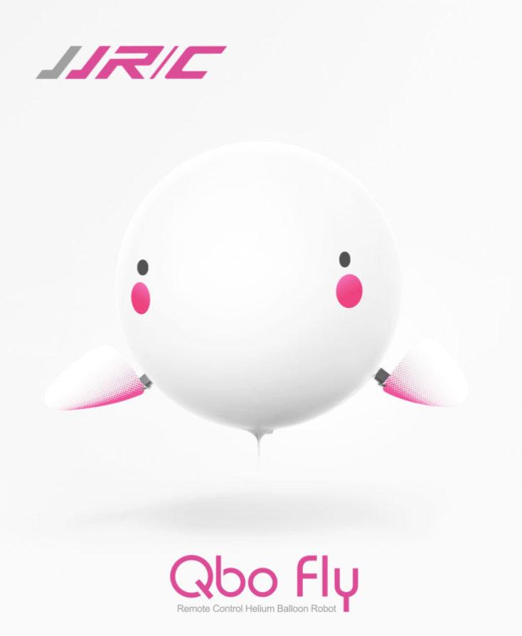 JJRC H80 Qbo Balloon