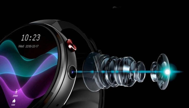 LEMFO LEM7 Smartwatch Camera