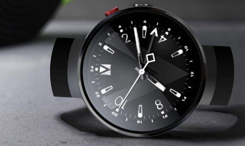 LEMFO LEM7 Smartwatch Display