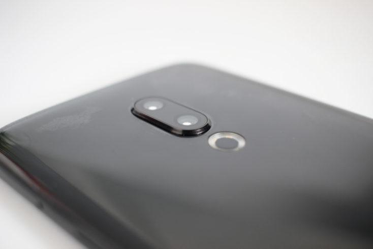Meizu 15 Camera Back