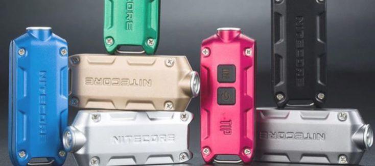 Nitecore TIP Colours