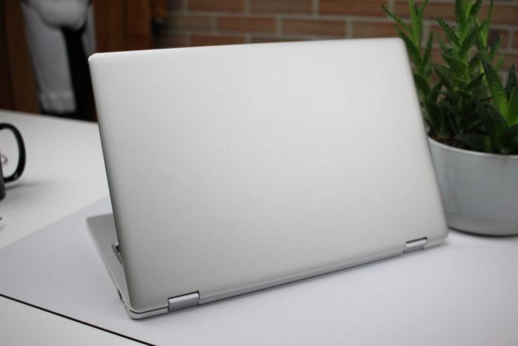 Teclast F6 Pro Display Backside