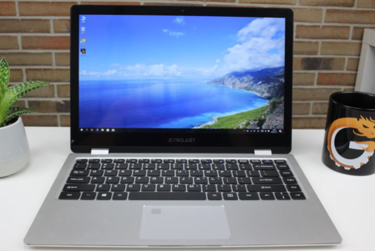 Teclast F6 Pro convertable Notebook