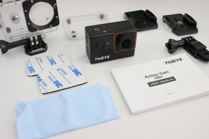 ThiEYE i30+ Actioncam Accessories
