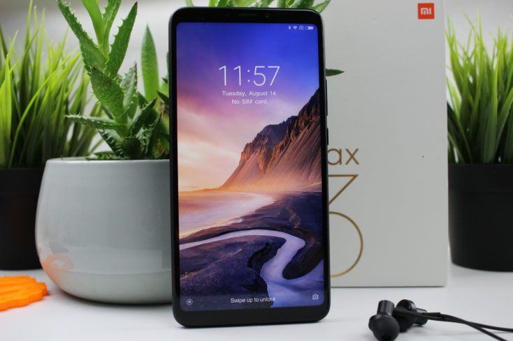 Xiaomi Mi Max 3 Smartphone 2