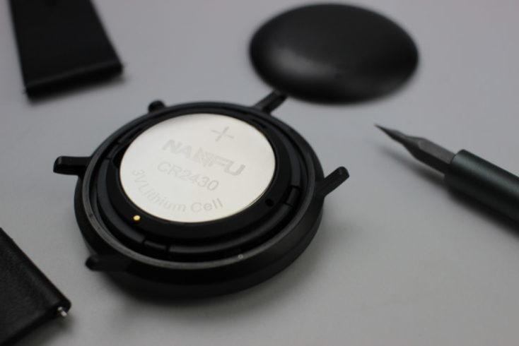 Xiaomi Mijia Hybrid Smartwatch SYB01 Battery