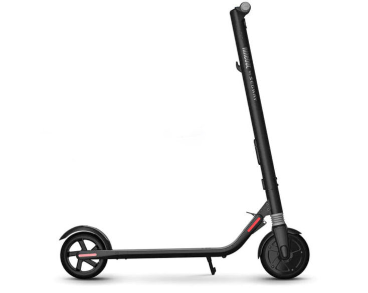 Xiaomi Ninebot ES01 Electric Scooter Side View