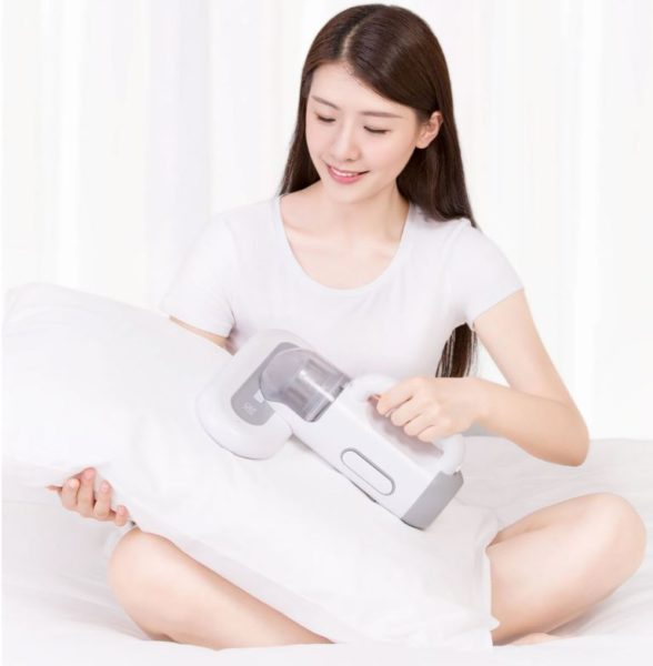 Xiaomi Shuawadi wireless hand vacuum cushion