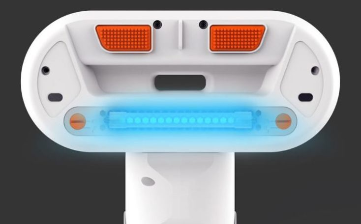 Xiaomi Shuawadi wireless hand vacuum nozzles