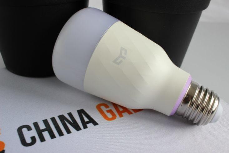 Xiaomi Yeelight E27 light bulb