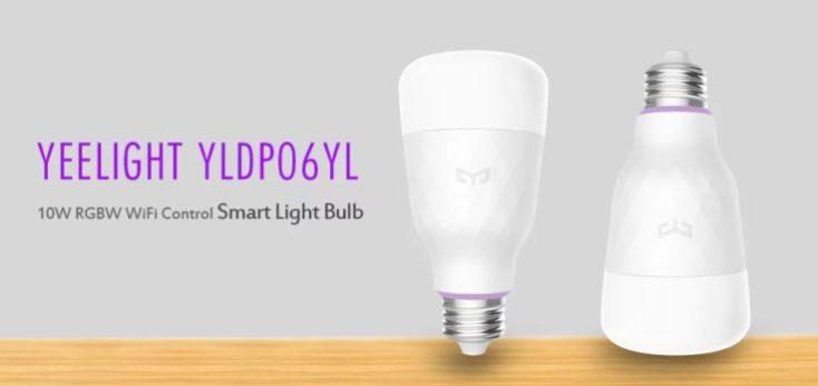 Yeelight Smart LED Bulb 2018
