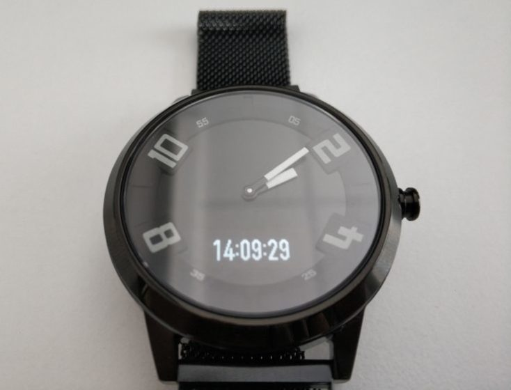 Lenovo Watch X Display