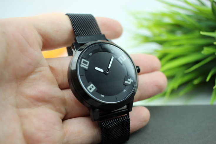Lenovo Watch X Hybrid Wrist Watch Design