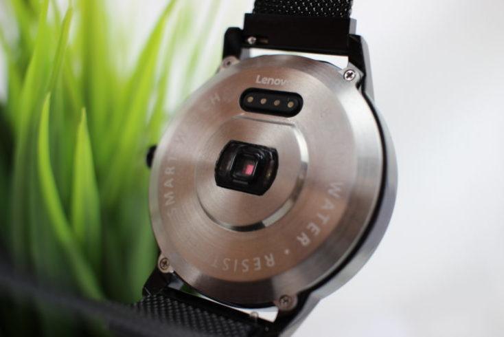 Lenovo Watch X Hybrid Wrist Watch Sensor