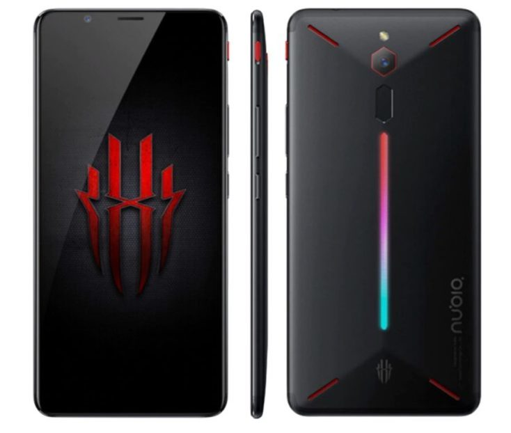 Nubia Red Magic Design