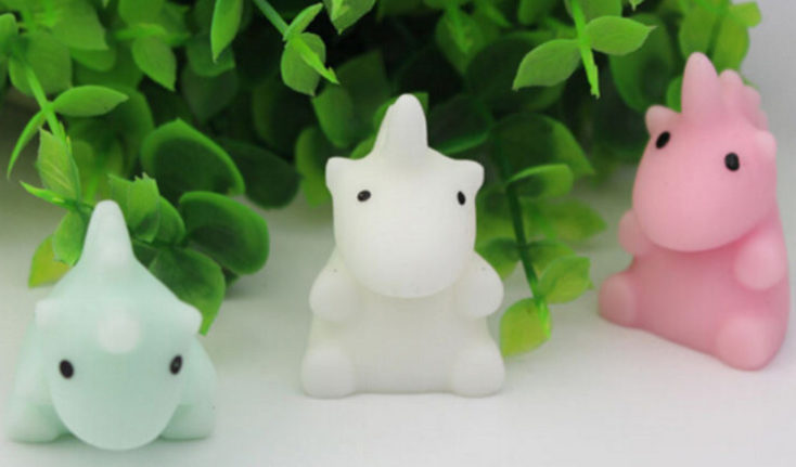 Squishy Figures Unicorn