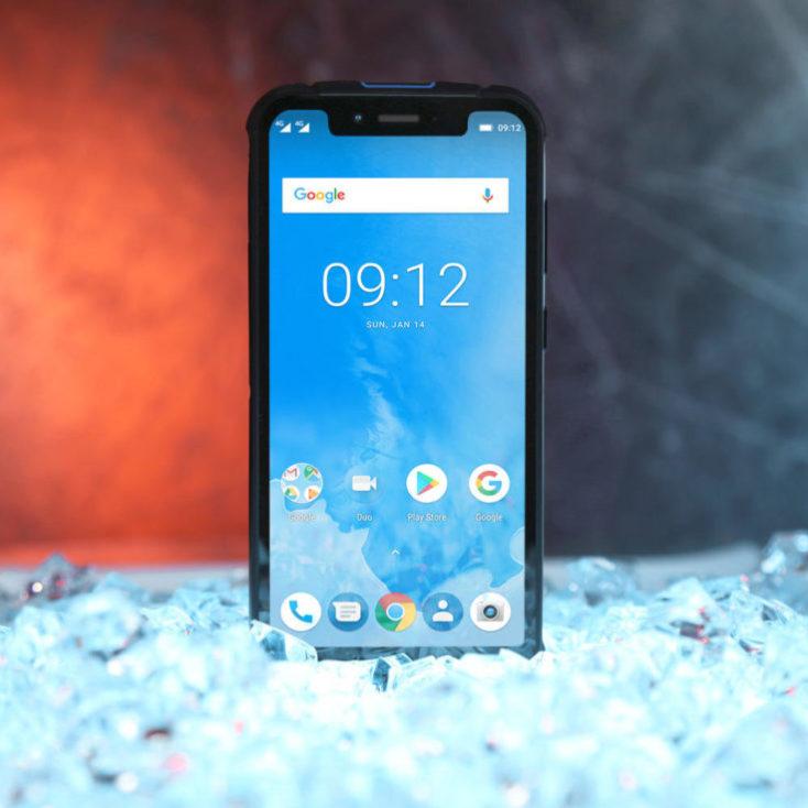 Ulefone Armor 5 Smartphone IP68