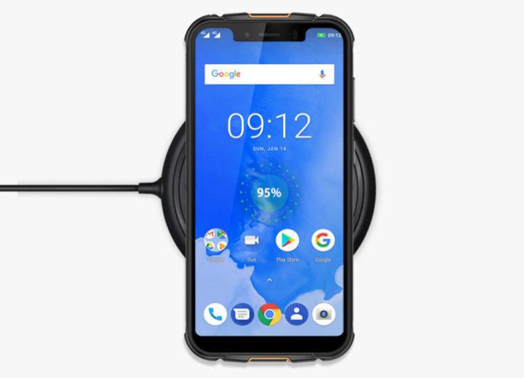 Ulefone Armor 5 Wireless Charging