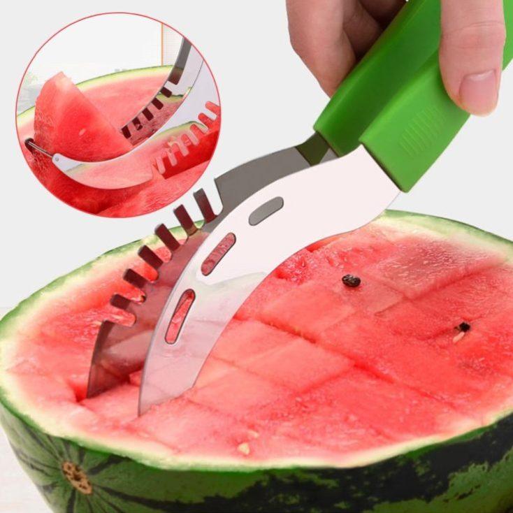 Watermelon knife pliers