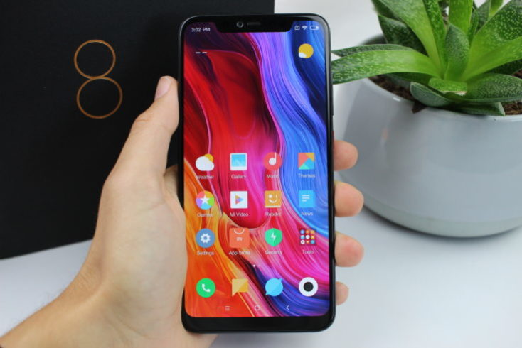 Xiaomi Mi 8 Explorer Edition Smartphone