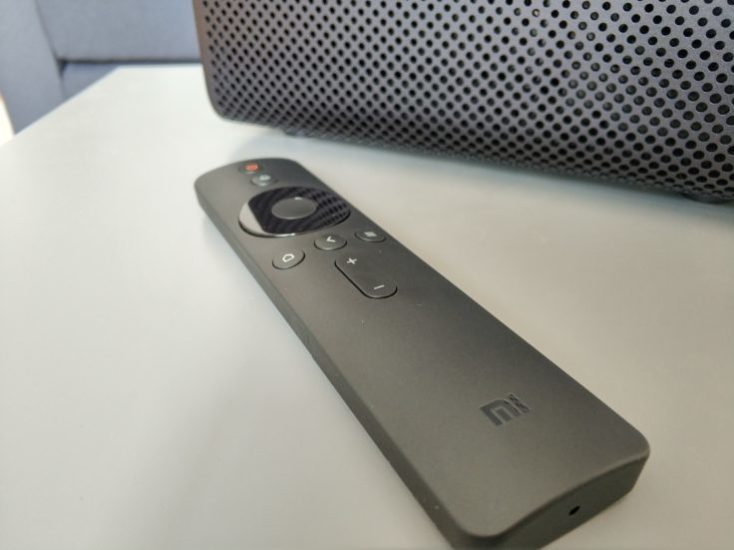 Xiaomi Mijia projector remote control