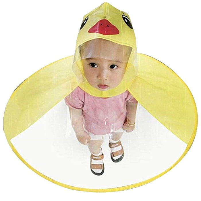 rain protection hood