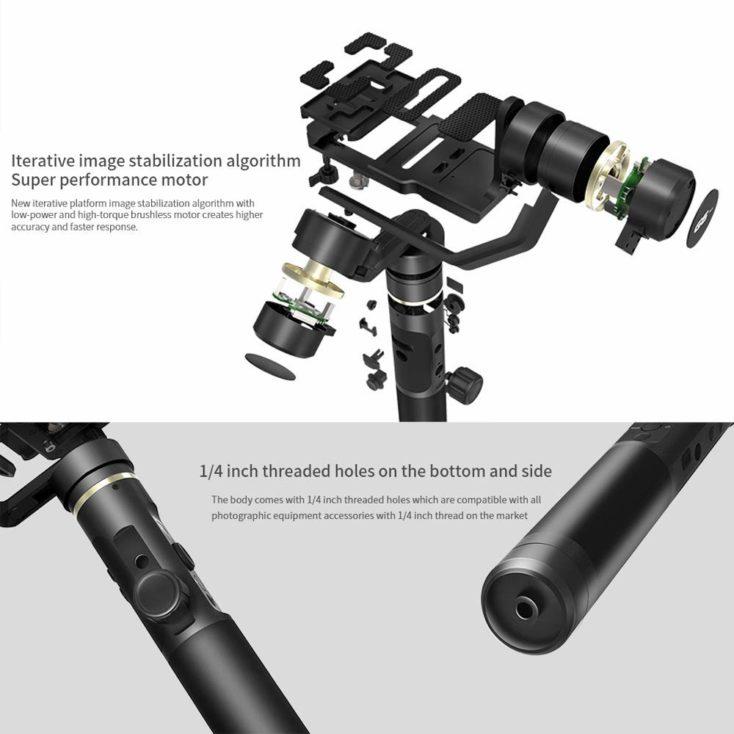 FeiyuTech G6 Plus DSLR Gimbal motor