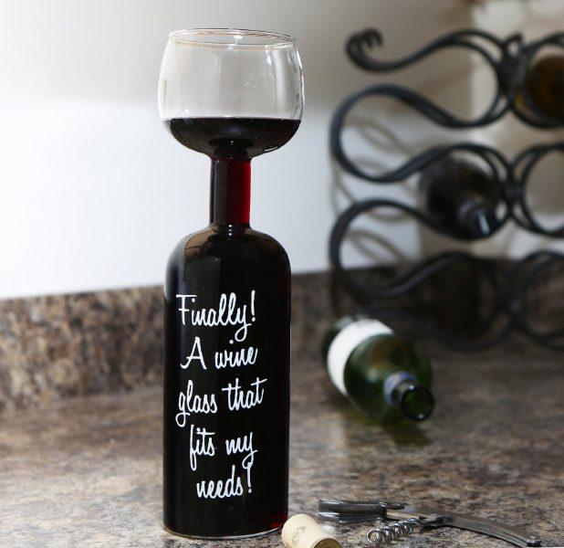 Full Bottle Wine Glass Capacity