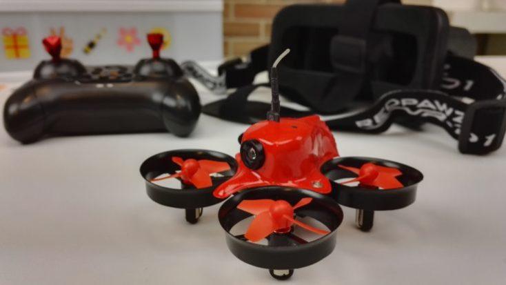 Redpawz R011 Mini FPV drone