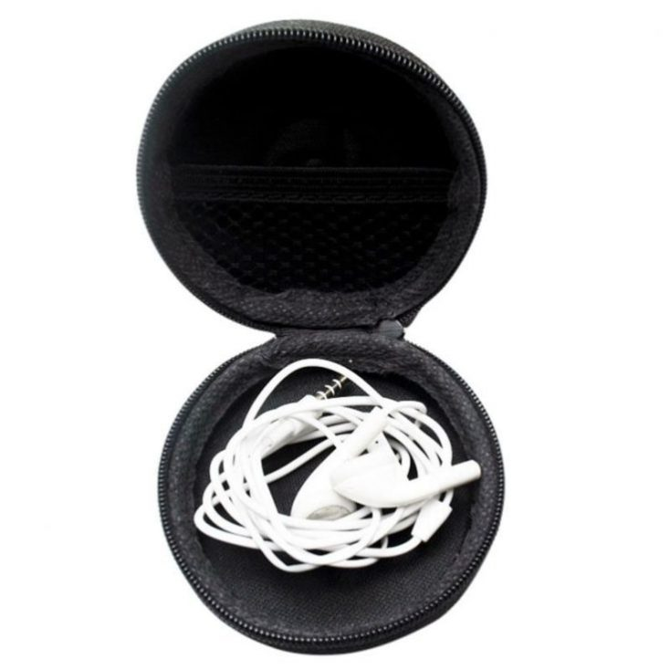 headphone bag inside