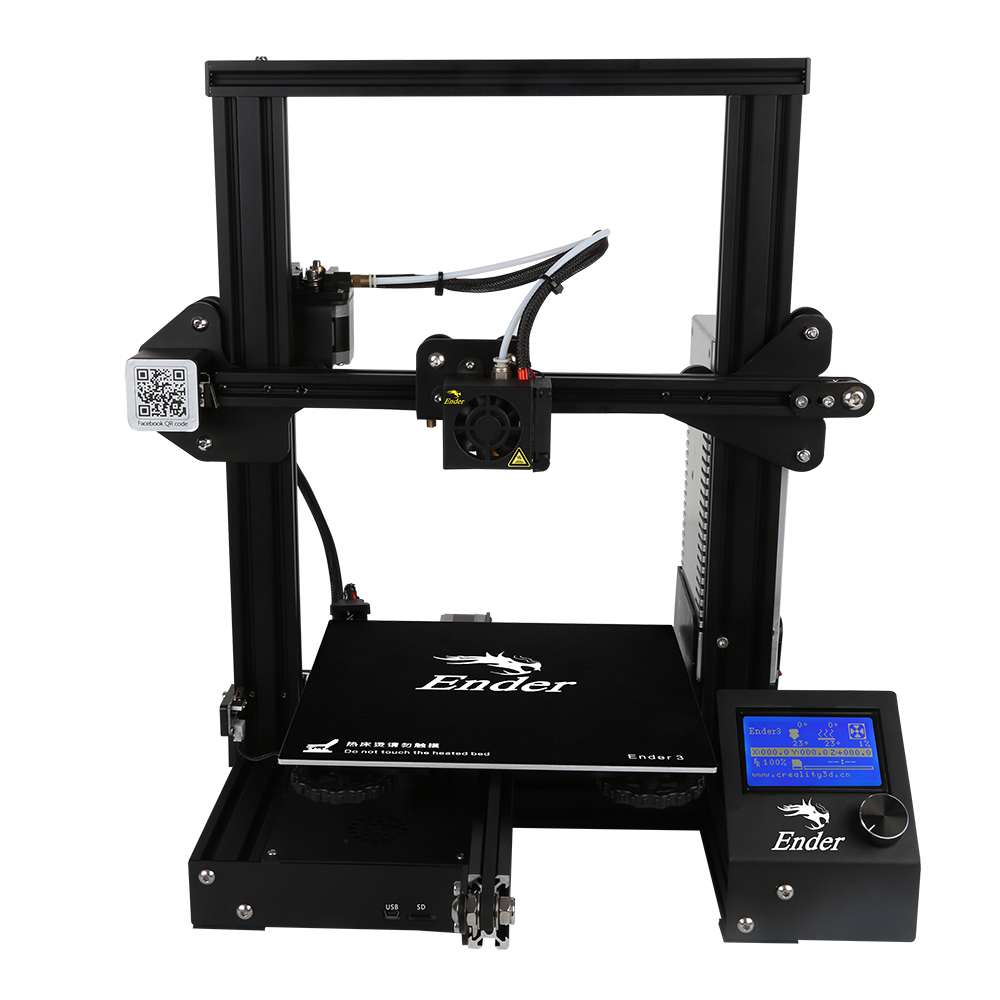 Ender-3 3D printer - worthy successor? for $189 99