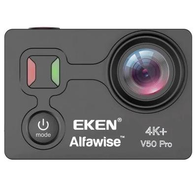 EKEN Alfawise V50 Pro front panel