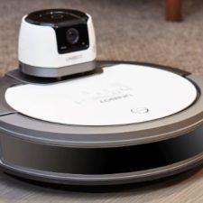 Ecovac's Unibot vacuum robot