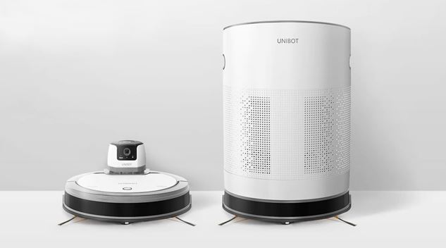 Ecovacs Unibot vacuum robot air filter