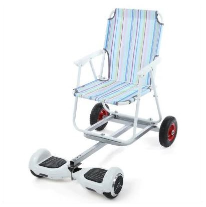 Garden Chair Upgrade for Hoverboard