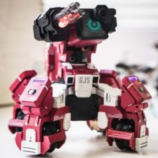 Geio Combat Robot Design